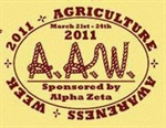 Agriculture Awareness Week