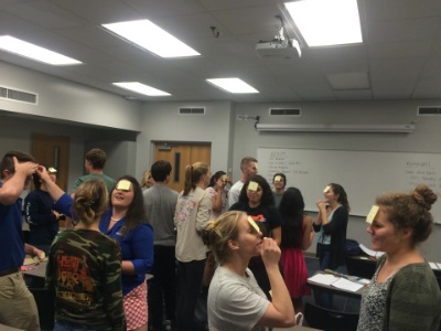 Icebreakers for speed dating